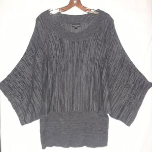 Brittany Black Knit Top